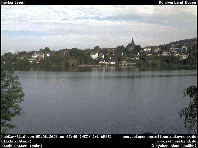Webcam Harkortsee