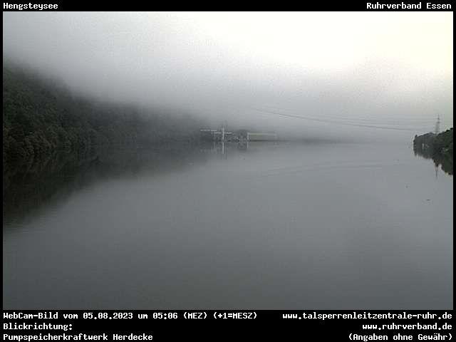 Webcam Sauerland - Hengsteysee