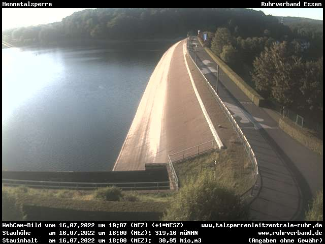 Webcam Hennesee