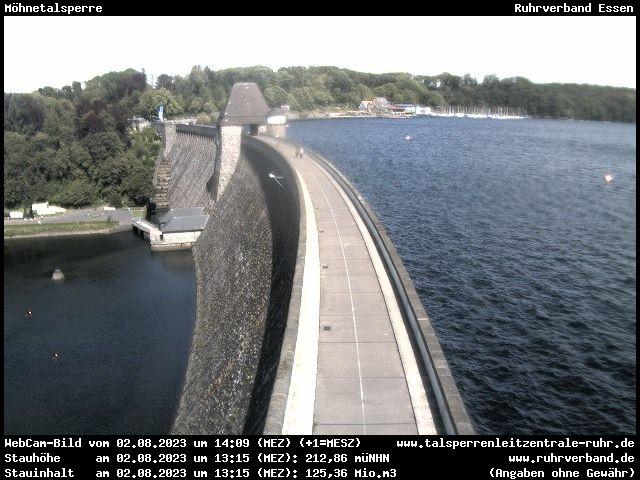 Webcam Möhnesee